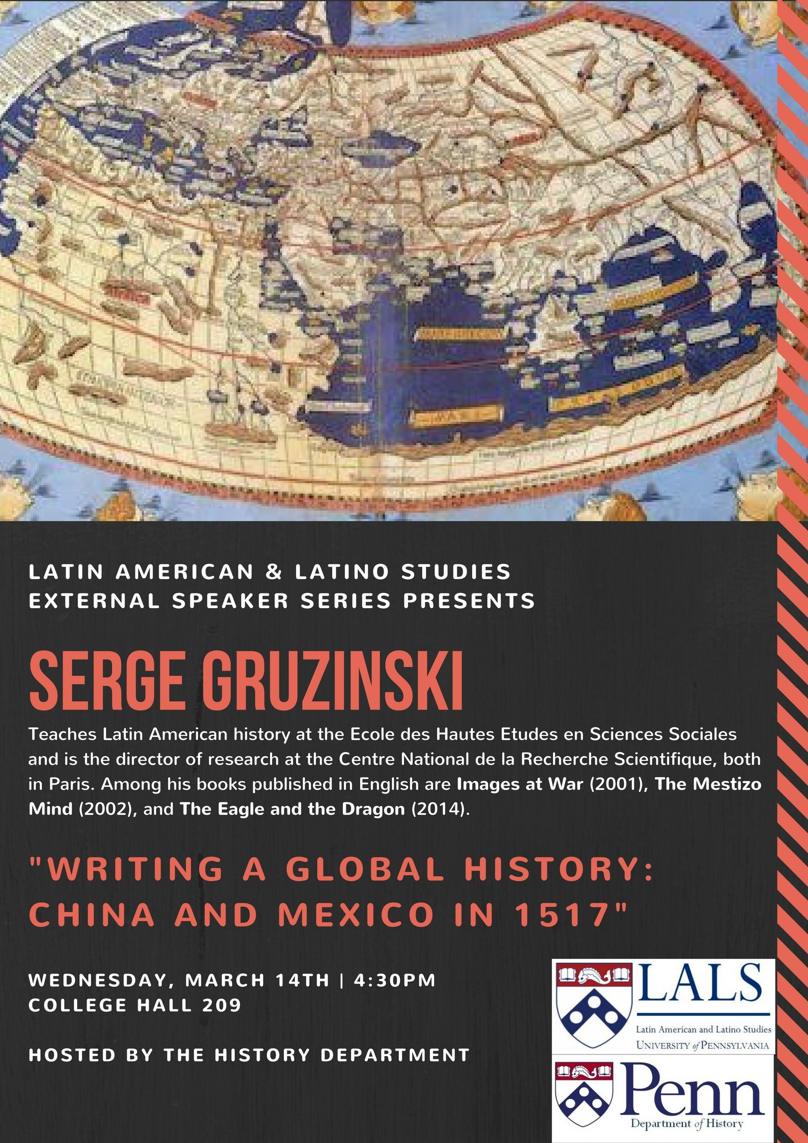 Latin American & Latino Studies External Speakers Series